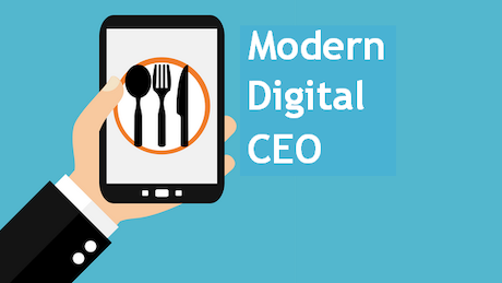 Modern CEOs and digital strategy